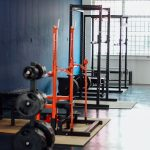 Free Weight Section | VI FITNESS S2