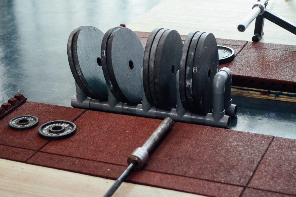 Cast Iron Weight Plates - VI FITNESS S2
