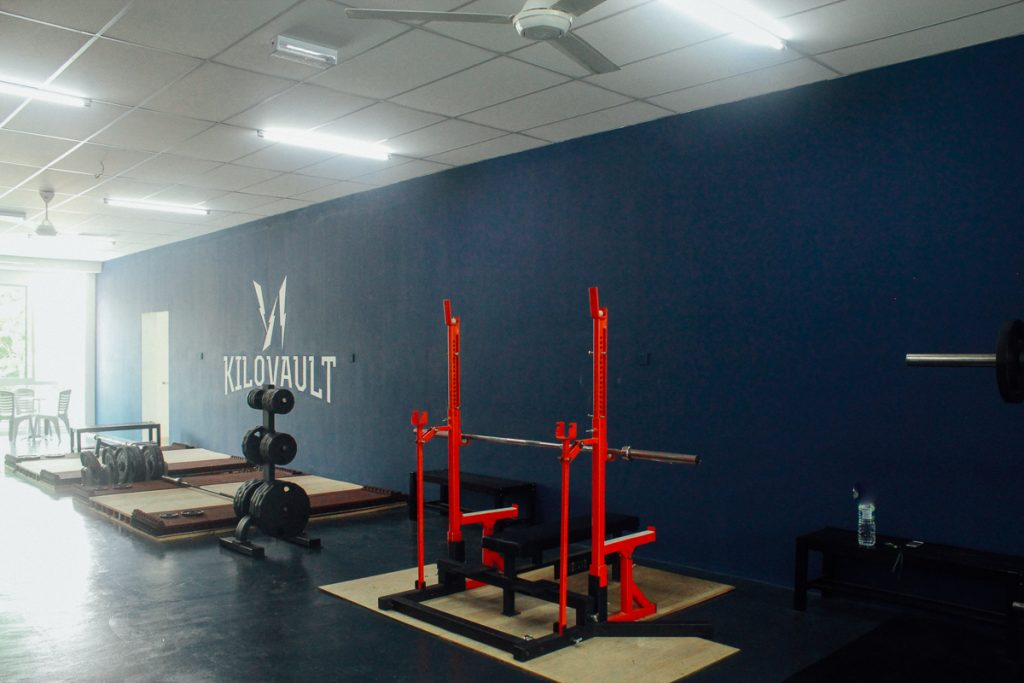 Powerlifting Competition Rack   VI FITNESS S2