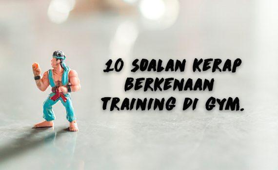 soalan kerap training